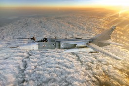 Балтфлот отчитался о 50 учебных полётах над Калининградской областью