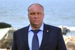Ветеран спецназа ВМФ, депутат Андрей Колесник дал старт «Гонке героев» в Хмелёвке