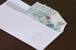 СК: Калининградец пытался дать взятку полицейскому, чтобы помочь родственнице