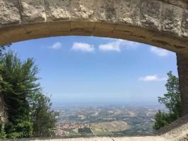 «Подорожники-14»: День 4. Римини — Сан-Марино