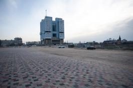 Власти заплатят 3,5 миллиона рублей за подготовку территории вокруг Дома Советов в Калининграде