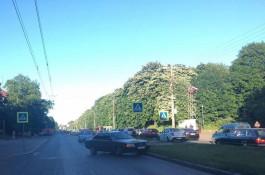 В Калининграде водитель «Ауди» сбил 12-летнюю девочку