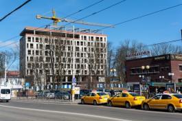 «Отель-призрак»: недостроенную гостиницу в центре Калининграда обещают открыть в 2020 году