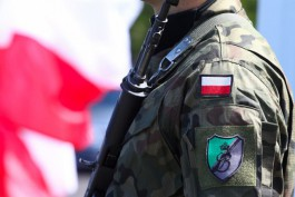 В Варминско-Мазурском воеводстве Польши идёт набор в войска территориальной обороны