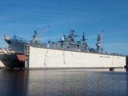 Из эсминца Балтфлота «Беспокойный» планируют сделать музей