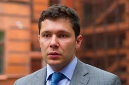 Алиханов считает возможной легализацию «янтарного дайвинга» в регионе
