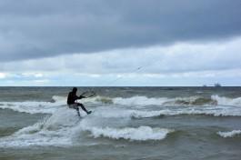 Калининградцев предупредили о циклоне «Таня» с сильным ветром