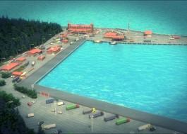 Открытие порта в Пионерском перенесли на 2021 год