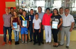 Сборная Калининградской области по парусному спорту выиграла первенство России