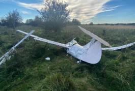 В Зеленоградском округе упал самодельный летательный аппарат: пострадал 84-летний мужчина