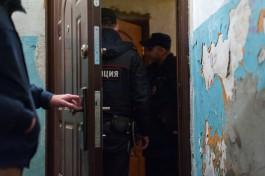 УМВД: Калининградец украл у соседа холодильник, куртку и барсетку