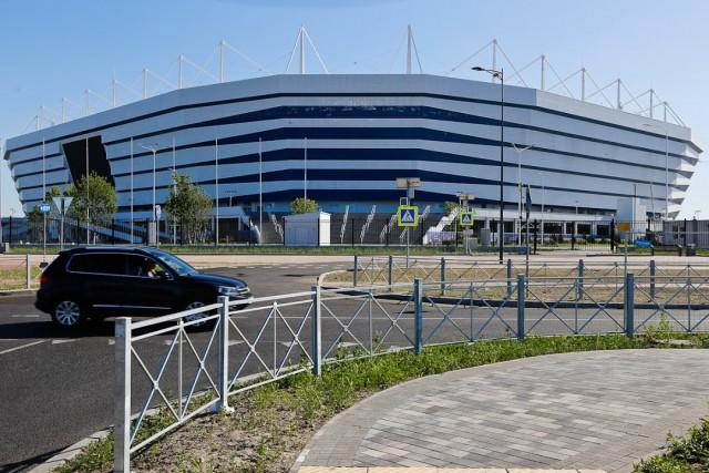 На установку теннисных кортов у стадиона «Калининград» выделили 10,5 млн рублей