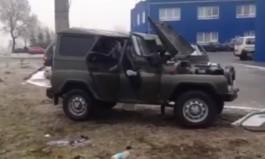 В Багратионовске «Додж» влетел в УАЗ: погиб 46-летний мужчина
