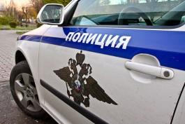 УМВД: Калининградец во время застолья напал на приятеля с топором и мачете