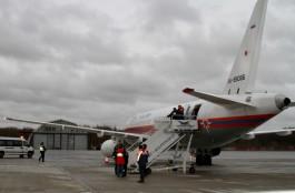 Спецборт МЧС доставит тяжелобольного ребёнка из Калининграда в Симферополь