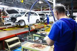 «Автотор» планирует отправлять за границу до 20% произведённых в Калининграде автомобилей