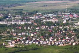 В регионе начали искать нелегальные участки и особняки при помощи беспилотников