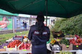 Дятлова: Торгующих на улицах Калининграда бабушек гонять не нужно