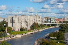 Калининградец погасил крупный долг по налогу, чтобы приставы не продали его квартиру