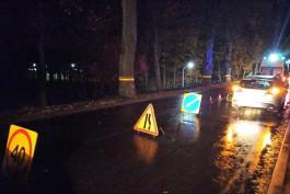 Под Черняховском «Форд» задавил лежавшего на трассе пешехода