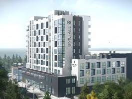 «Беспроигрышная инвестиция»: в Светлогорске открылись продажи жилых апартаментов в комплексе КРИСТАLL