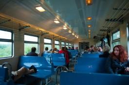 В выходные назначат дополнительный поезд в Зеленоградск