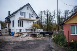 В Калининграде стали строить меньше особняков