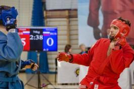 «Три золотых»: в Калининграде прошёл кубок балтийских стран по самбо
