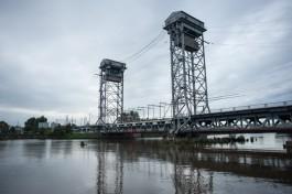 «Отдадут в музей»: власти решили демонтировать двухъярусный мост в Калининграде