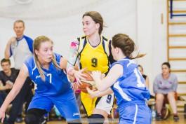 «Дубль два»: в муниципальной спартакиаде победили баскетболистки Зеленоградска
