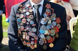 Ветераны ВОВ получат по 75 тысяч рублей к 75-летию Победы