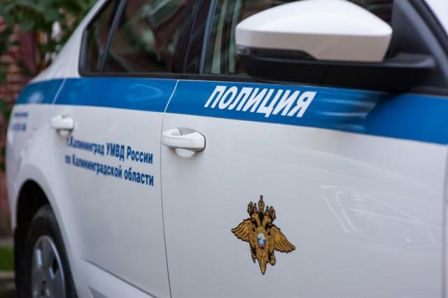 УМВД: В Калининграде вор-гастролёр из Новосибирска обокрал склад с алкоголем