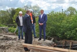 Ярошук: За пять лет отремонтируем 43 аварийных моста в Калининграде