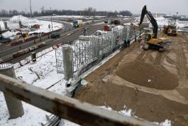 «Мост со сдвигом»: как реконструируют развязку в конце улицы Невского в Калининграде