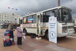 Экспресс-анализ крови на сахар в центре Калининграда сдали почти 200 человек
