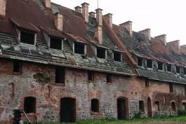 Прокуратура потребовала спасти от разрушения замок Прейсиш-Эйлау в Багратионовске