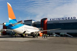 За год пассажиропоток аэропорта «Храброво» вырос почти в два раза
