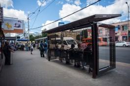 В центре Калининграда хотят оборудовать остановки для областных автобусов, чтобы уменьшить заторы