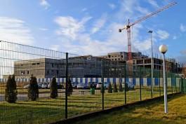 «Дело чести»: Алиханов объявил о возобновлении строительства онкоцентра