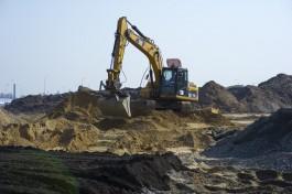 Земли сельхозназначения в Гвардейском округе отдают под добычу песчано-гравийной смеси