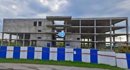 Недостроенный многоэтажный гараж на Карамзина в Калининграде разрешили переделать в ТРЦ