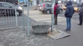Когда, наконец, доделают круговую развязку на Василевского?