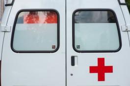 В Калининграде пятилетний мальчик выпал из окна второго этажа