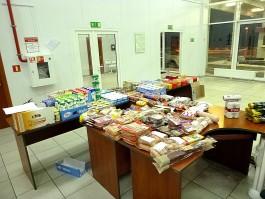 Калининградская таможня задержала на границе две машины с 445 кг санкционных продуктов