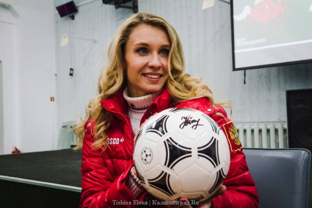 Алиханов предложил спортсменке Наталье Ищенко стать вице-премьером Калининградской области