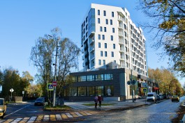 В Светлогорске разрешили ввести в эксплуатацию 10-этажный комплекс с апарт-отелем