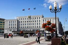 Горсовет Калининграда выделил из бюджета деньги на расширение лифтов в здании мэрии
