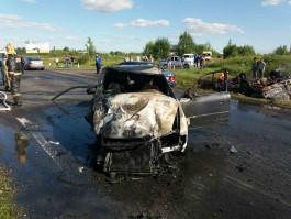 Полиция проводит проверку по факту смертельного ДТП под Черняховском