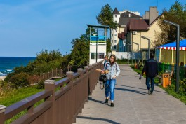 На улице Гагарина в Зеленоградске построят пятиэтажную гостиницу