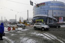 В Калининграде перенастроили светофоры после открытия движения на улице Киевской